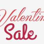 Valentine Sale